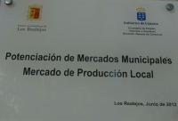 Mercado de Producción Local de Realejo Alto